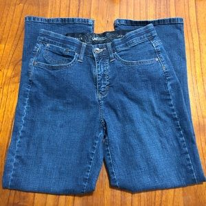 Lee comfort waistband stretch bootcut jeans